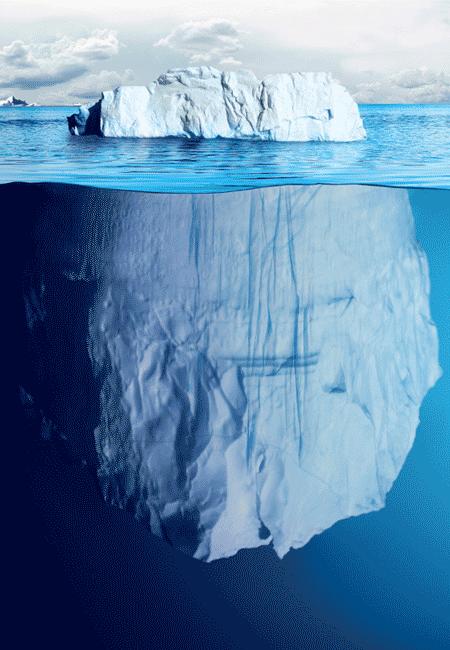 Das Eisberg-Modell im Coaching